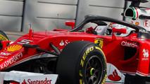 Halo F1 2018