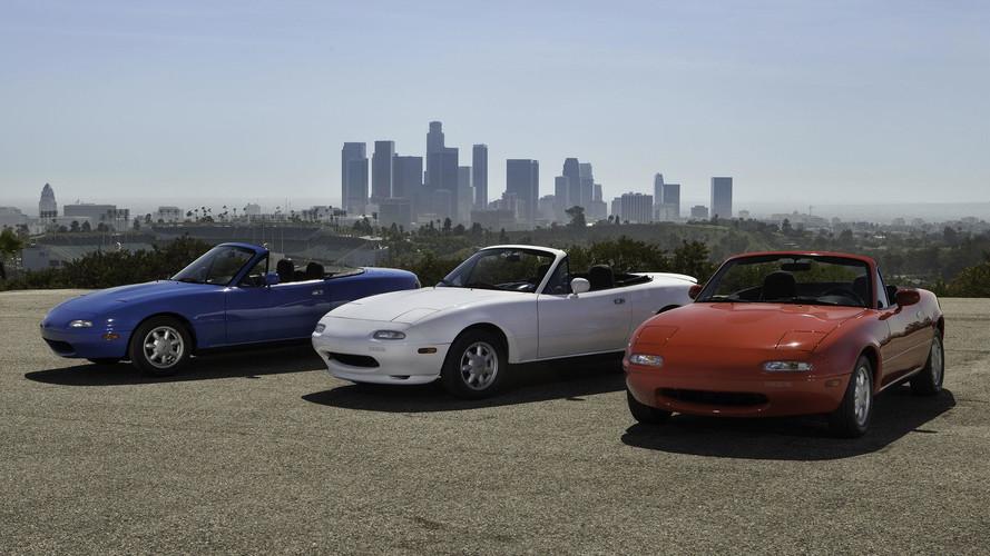 Mazda, Japonya'da MX-5 restorasyon programı başlattı