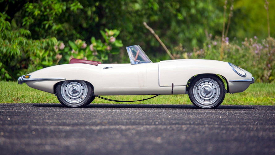 1961 Jaguar E-Type 1961 Kart Réplica