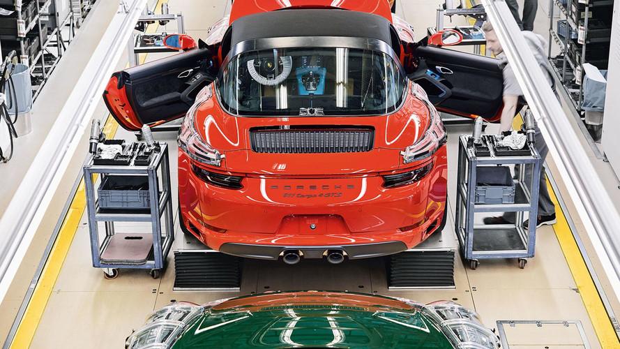999,999th Porsche 911