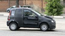 Fiat Topolino spy photos