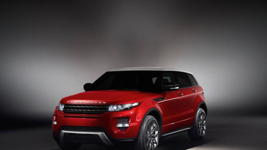 New entry-level Range Rover Evoque Pure starts from $41,995 (US)