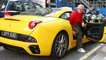 Another of the Ferrari nuts cars