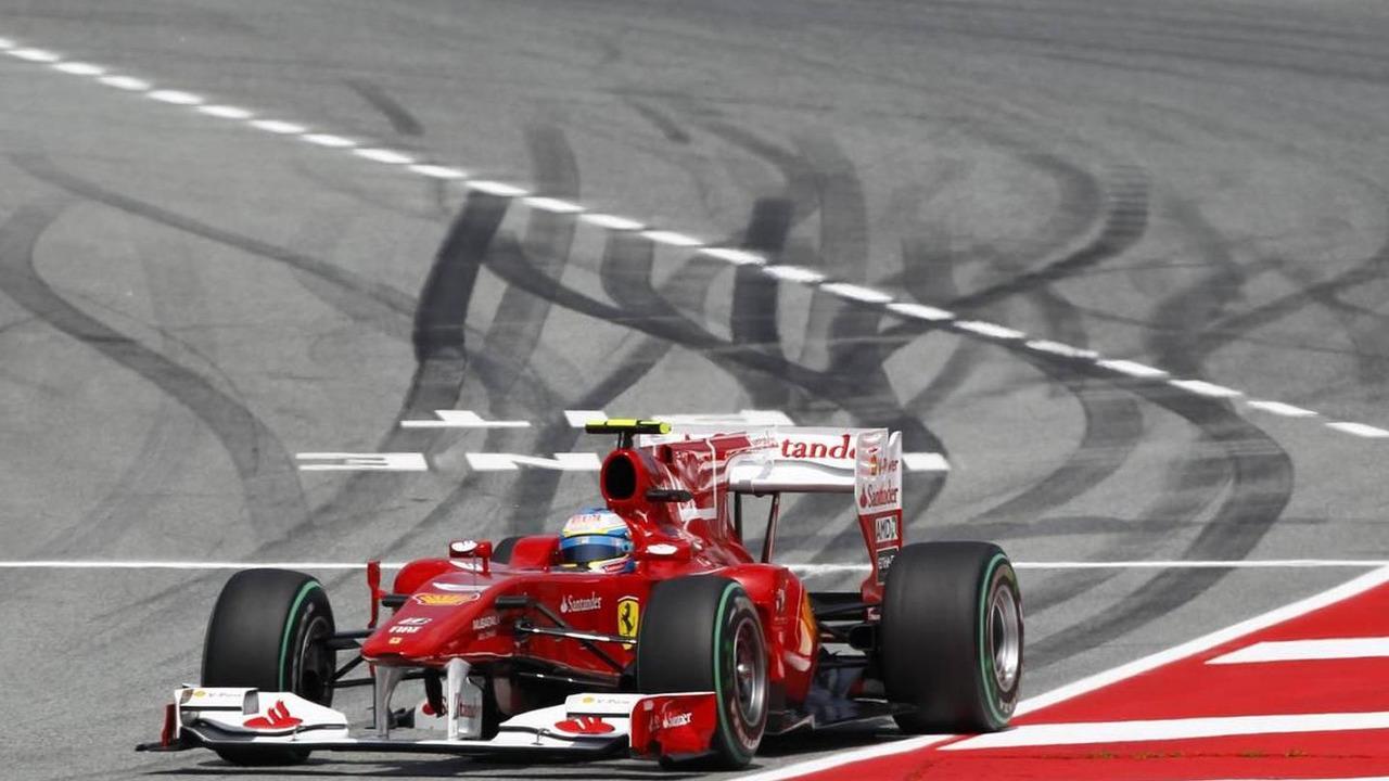 Fernando Alonso (ESP), Scuderia Ferrari, Spanish Grand Prix, 08.05.2010 Barcelona, Spain