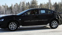 Kia VG sedan 3.5 spy photo
