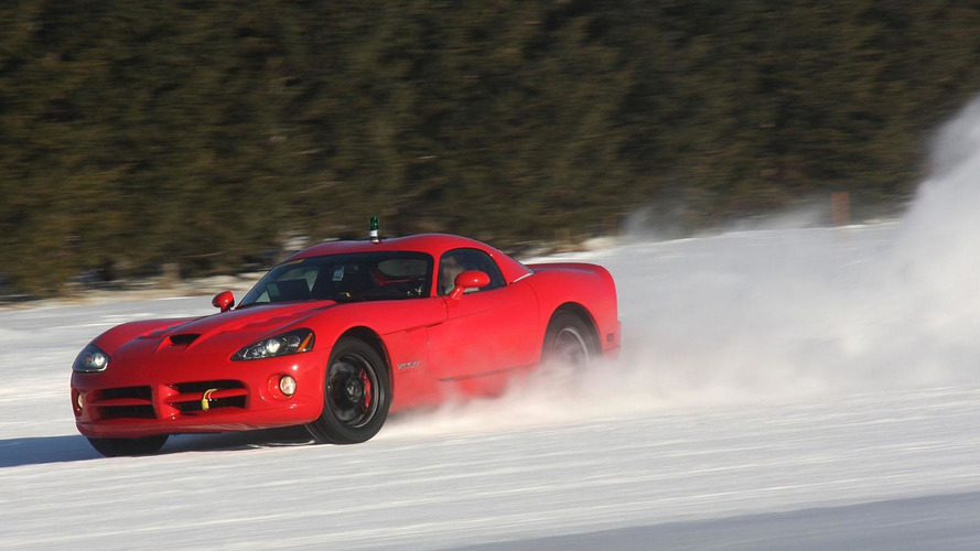 2013 Dodge Viper teased