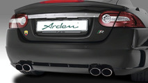 Arden shows 2010 Jaguar XK-R Convertible and Coupe upgrade