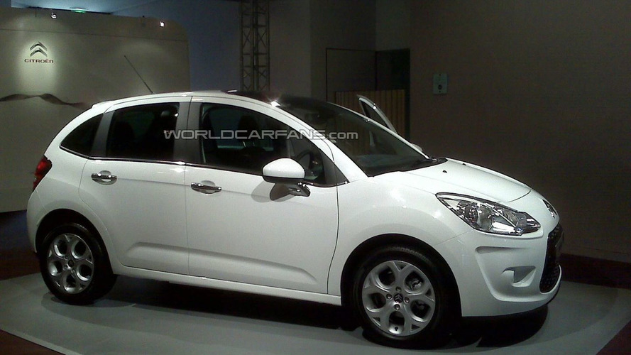 New Citroen C3 Leaks Out from Private Showing for Dealers