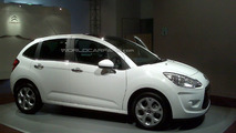 New Citroen C3 at Private Showing for Dealers