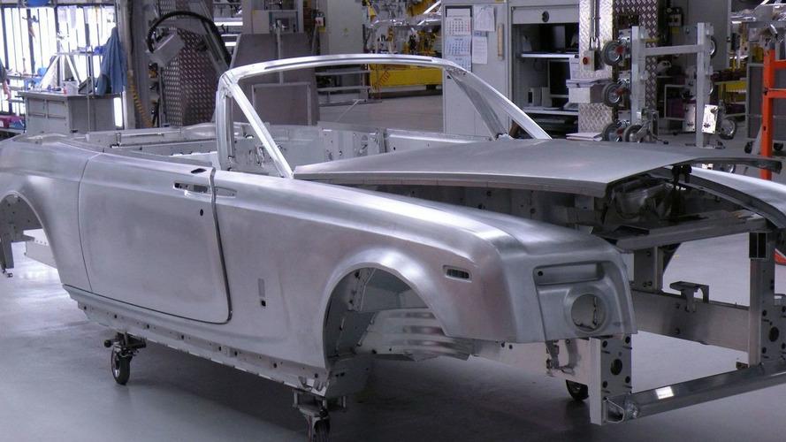 Rolls Royce Phantom on National Geographics Ultimate Factory TV Show
