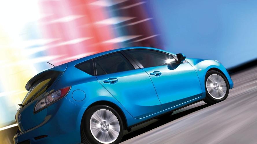 Mazda3 hatchback revealed ahead of Bologna Motor Show debut