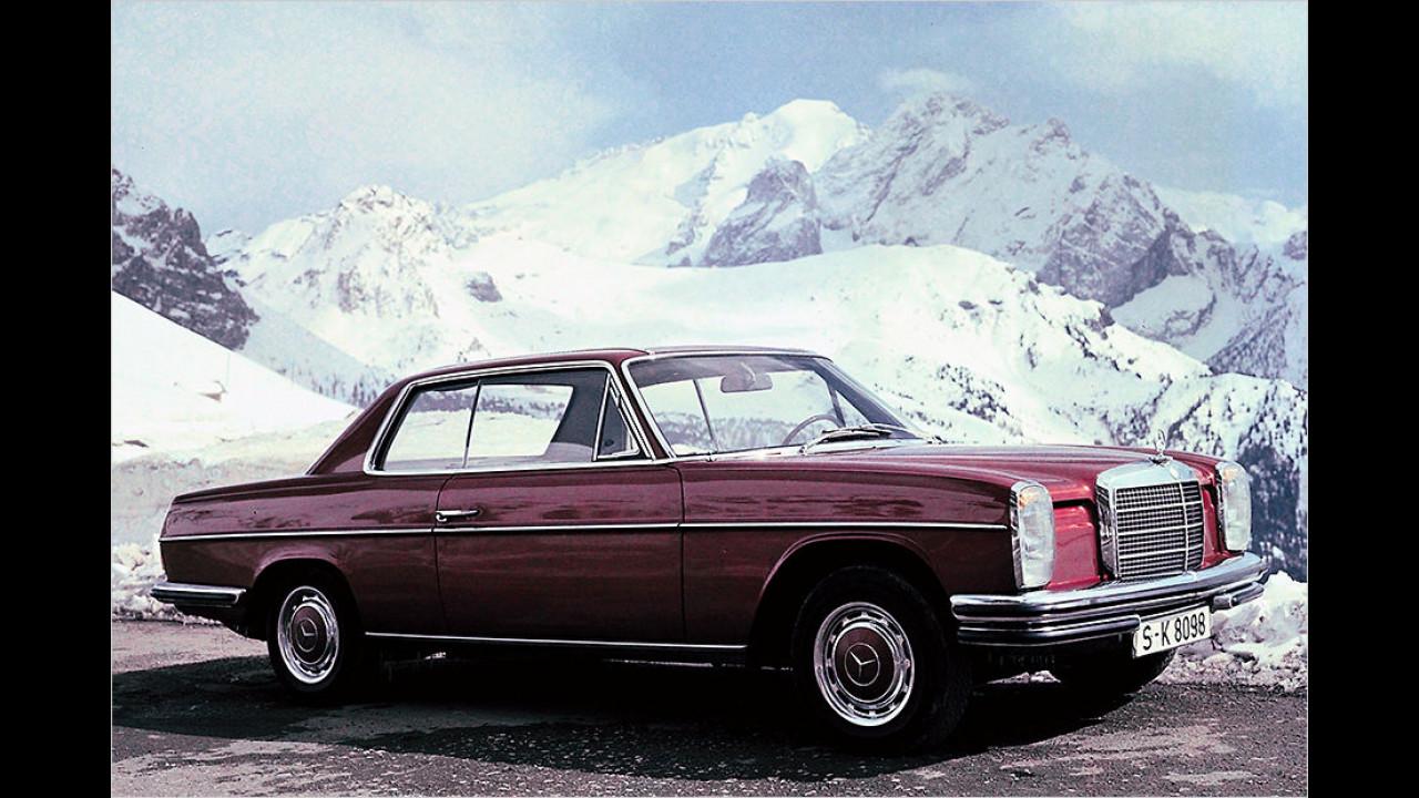 Mercedes 250 Coupé (1968)