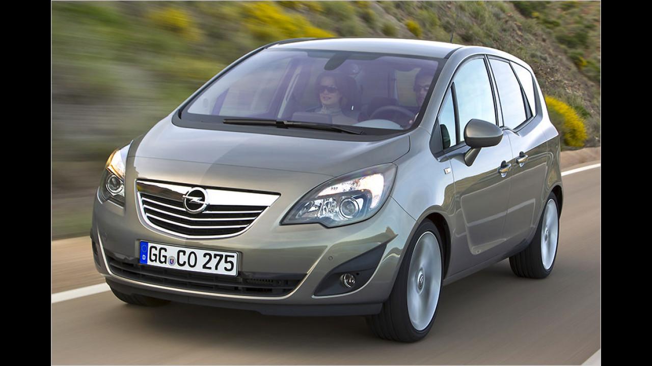 Opel Meriva (2010)