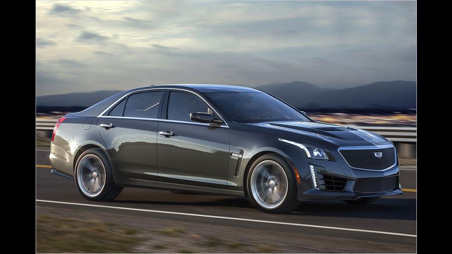 Der stärkste Cadillac