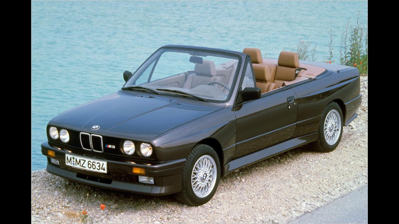 BMW M3 Cabriolet (1988)