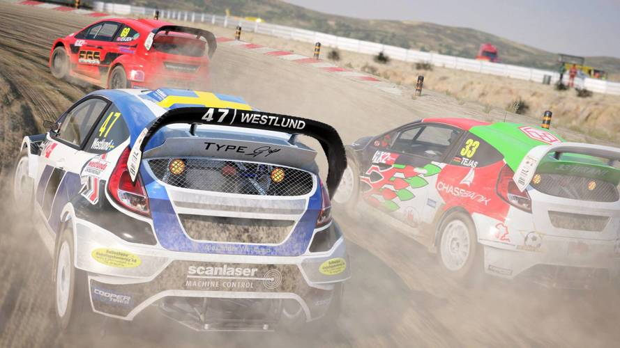 Codemasters e Motorsport Network anunciam os campeonatos mundiais do game DiRT