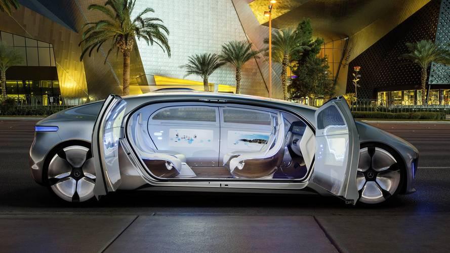 Mercedes Skeptical Of Pedal-Free Autonomous Cars