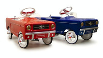1965 Ford Mustang Pedal Car Returns