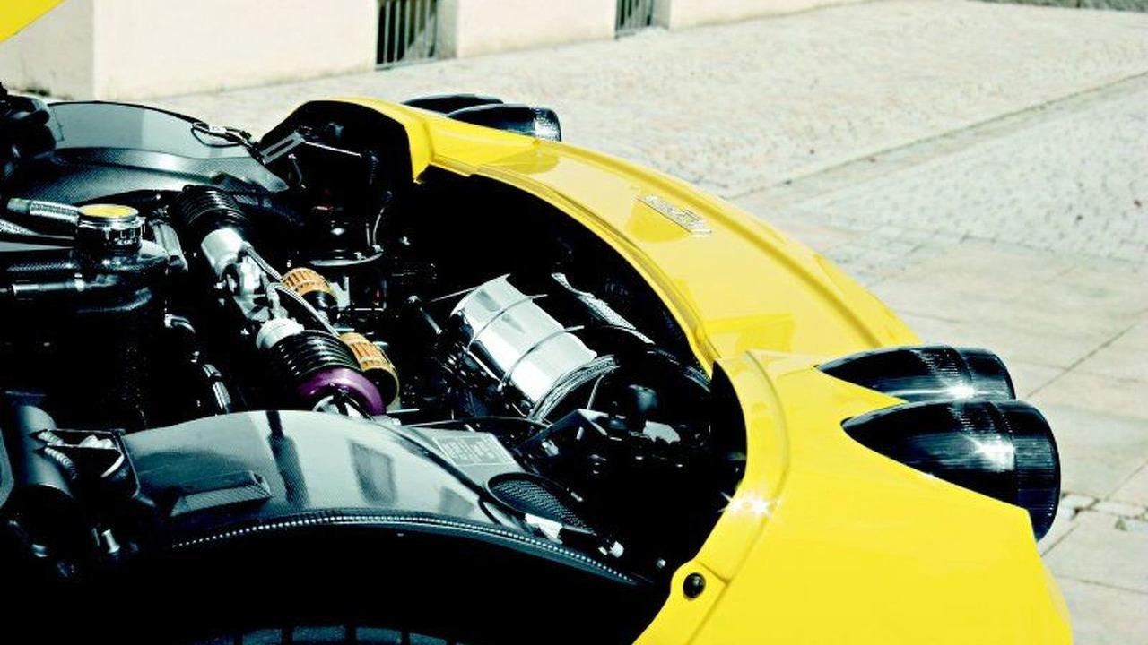 Ferrari Enzo by Novitec Rosso
