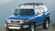 Toyota Land Cruiser Spotter's Guide