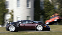 Bugatti Veyron Makes UK Debut at Goodwood Festival of Speed