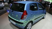 Hyundai i10 blue