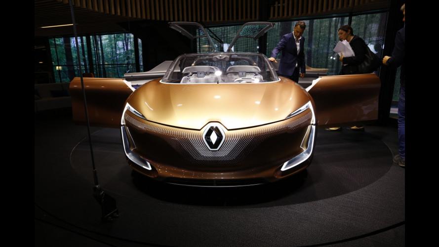 Renault al Salone di Francoforte 2017