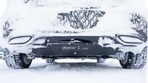 Mercedes A Serisi hibrit casus fotolar