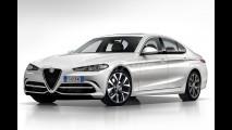 Alfa Romeo ammiraglia 2018, il rendering