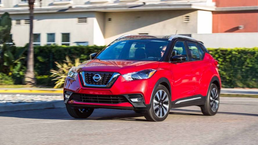 2018 nissan kicks nissan kicks kicks foto raflar. Black Bedroom Furniture Sets. Home Design Ideas