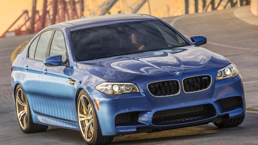 BMW rules out nine- or ten-speed automatic gearboxes, manual to live on