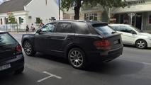 2016 Bentley Bentayga spy photo / AutoPlus