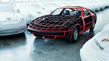 Porsche 995 concept