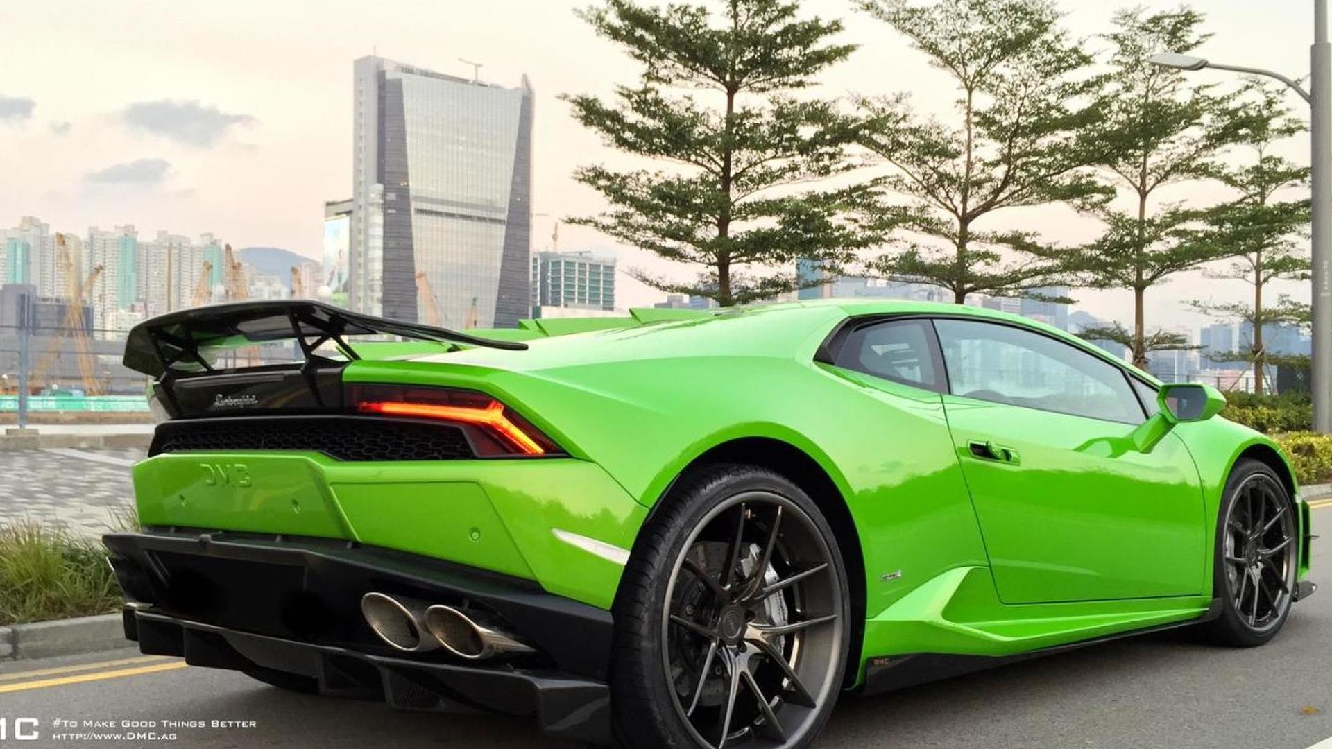 Тюнинг Lamborghini Huracan Affari