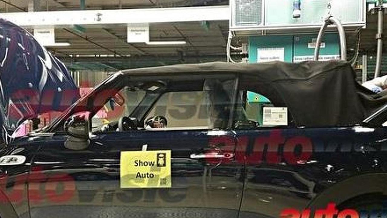2016 MINI Cooper Cabrio