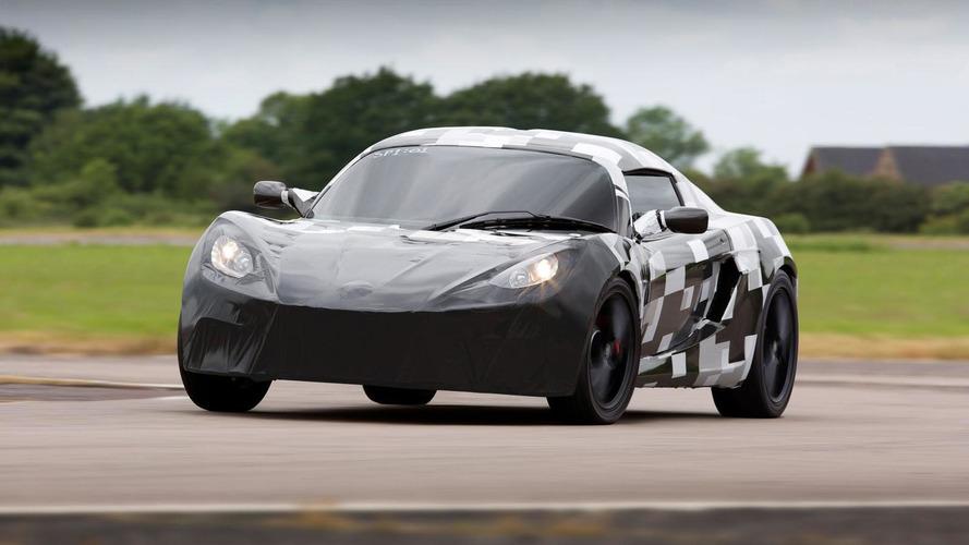 Detroit Electric SP:01 prototype teased