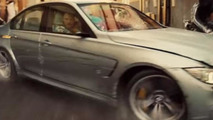 BMW M3 in Mission Impossible Rogue Nation
