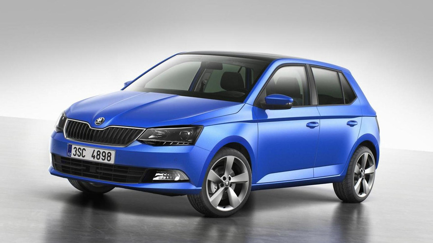 New Skoda Fabia half based on MQB platform – report
