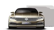 Volkswagen C Coupe GTE concept