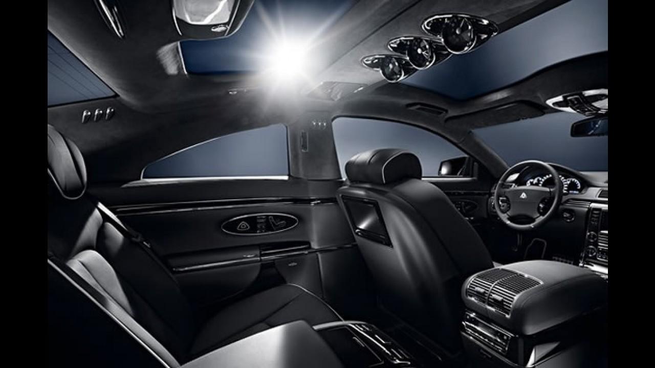 Em Paris, Maybach apresenta a versão 57 S Coupe Xenatec