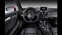 Novo Audi A3 Sportback estará no Salão de São Paulo - Modelo será lançado nas versões 1.4 e 1.8