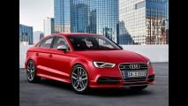 Audi S3 Sedan de 280 cv chega ao Brasil pelo preço de R$ 207.980