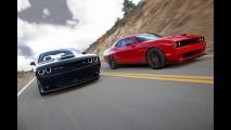 Challenger SRT 2015 é lançado com V8 mais potente da história da Chrysler