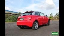 Novo Audi A1: Impressões ao dirigir - Mais detalhes com fotos em alta resolução