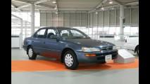 Galeria: relembre a história do Toyota Corolla no Brasil