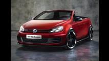 Volkswagen pode apresentar Golf GTI Cabriolet no Salão de Genebra
