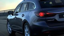 2013 Mazda6 Wagon