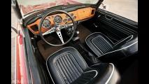 Triumph TR4A Roadster