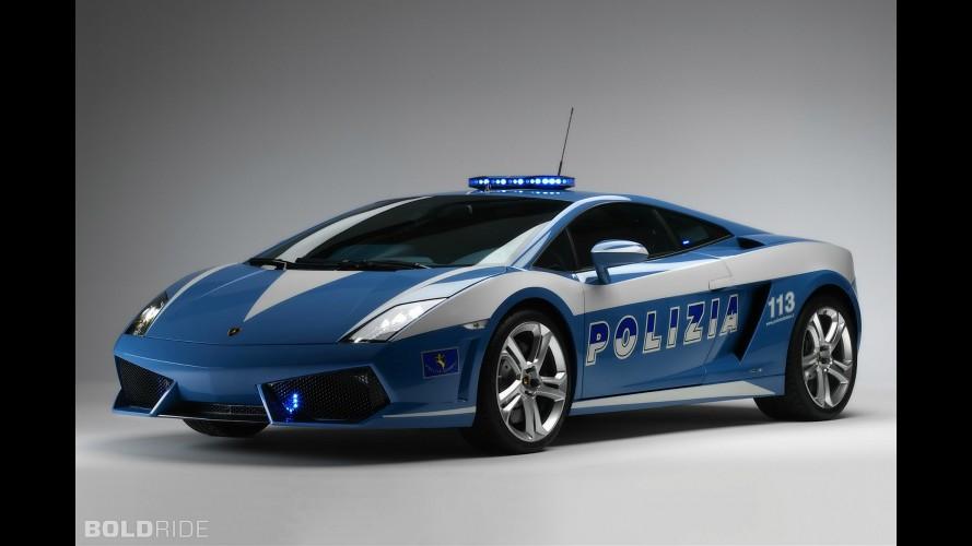 Lamborghini Gallardo LP560-4 Polizia
