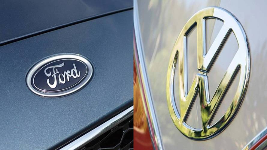 Ford ve Volkswagen stratejik ortaklık planlıyor